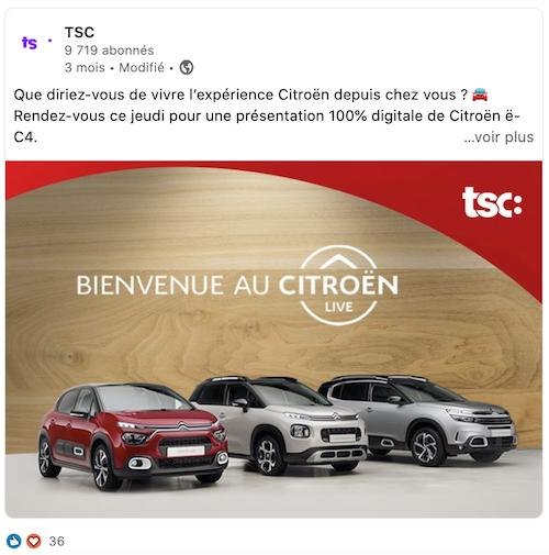 Citroën Live
